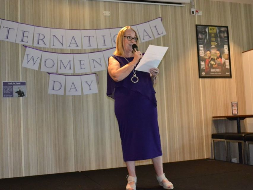 International Women's Day Event 6th March 2020