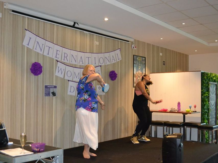 International Women's Day Event 6th March 2020 Zumba Gold
