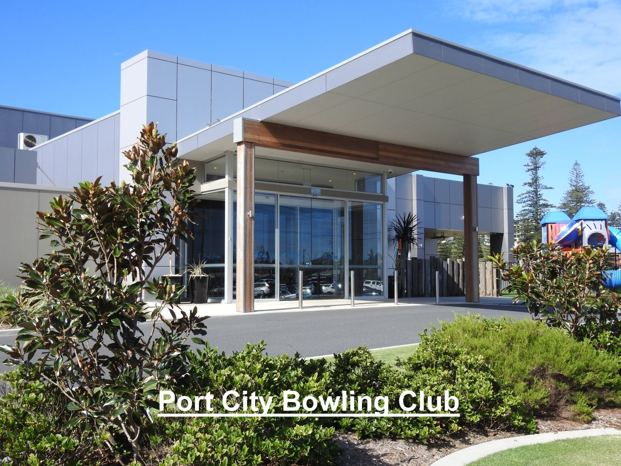 Monthly Meetings held at   Port City Bowling Club