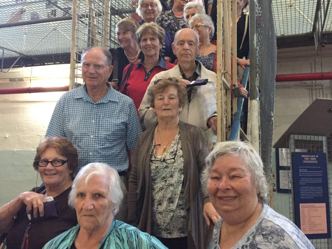Visit to Old Geelong Gaol