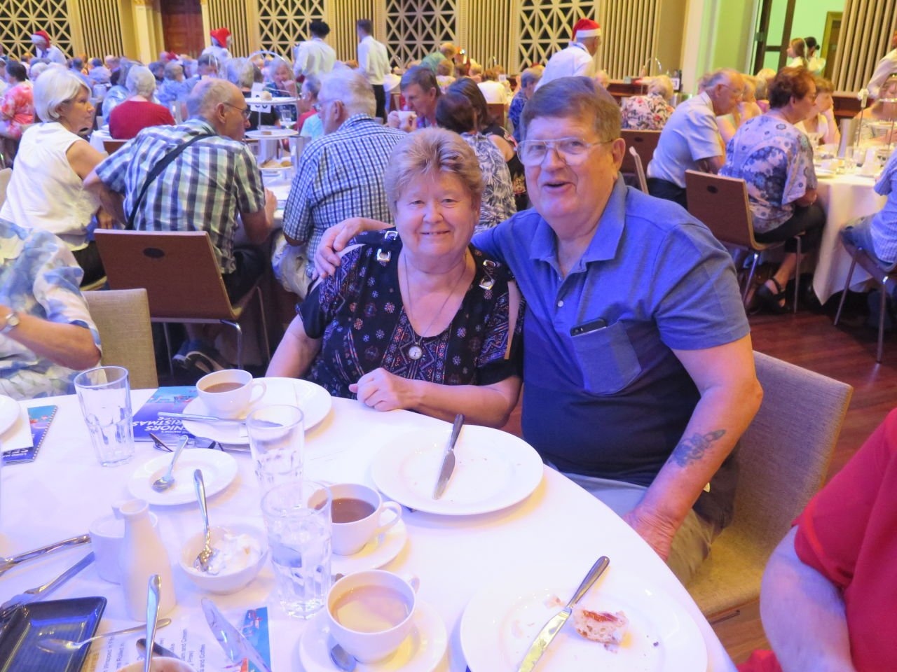 Lord Mayor's Seniors Christmas Party Friday 6th December 2019