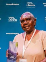 Aboriginal Activist, Educator and Artist named 2021 Senior Australian of the Year