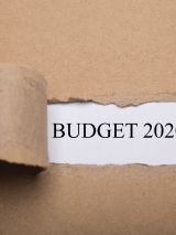 Budget 2020: Our budget vision
