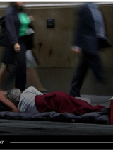 One in seven homeless Australians are 55 years or older: report