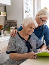 Paying for residential aged care – here's what you need to know