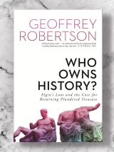 Win a copy of Who Owns History?