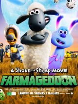 Win a family pass to A Shaun the Sheep Movie: Farmageddon