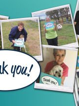 "Media Release: Seniors Say ""Thank You!"""