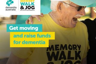 Memory Walk & Jog - ACT