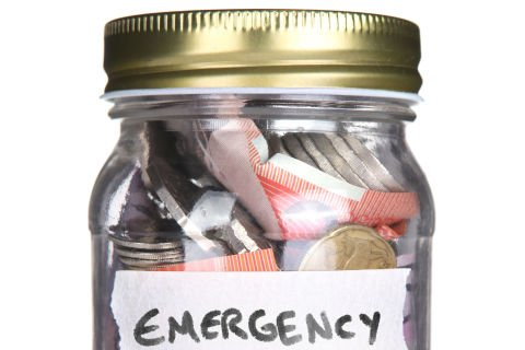 Save for an emergency fund