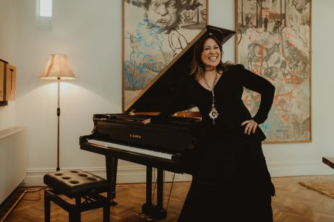 The Sweet Inspiration behind Kate Ceberano's latest album