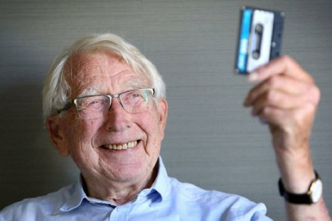 Vale the audio cassette and its inventor