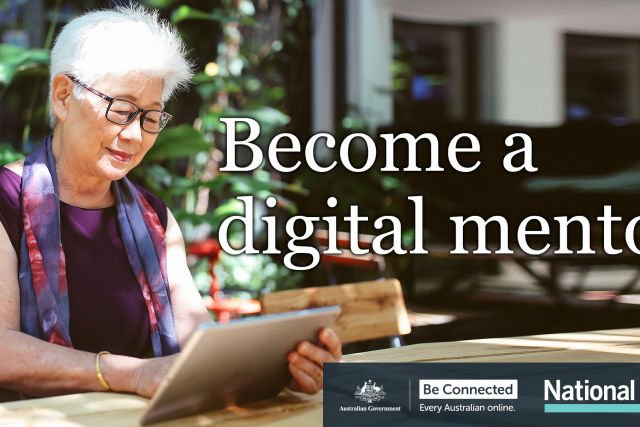Expressions of Interest - Be Connected Digital Mentoring Melbourne