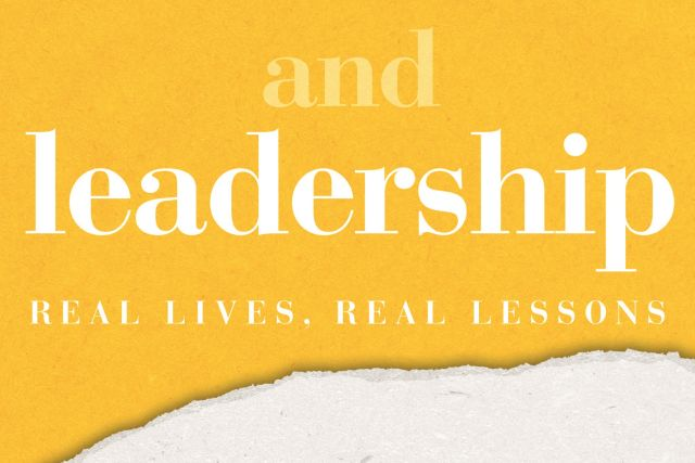 Win a copy of Women and Leadership - real lives, real lessons