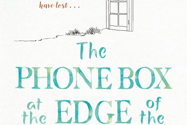 Win a copy of The phonebox at the edge of the world