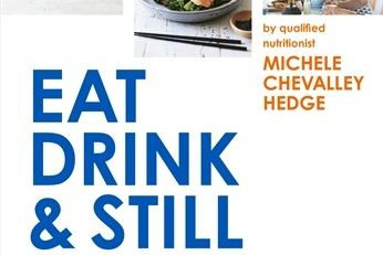 Win a copy of Eat, Drink and Still Shrink