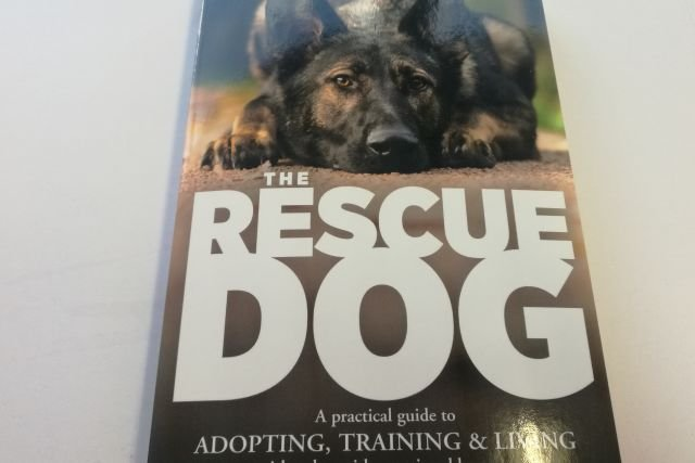 Win a copy of The Rescue Dog