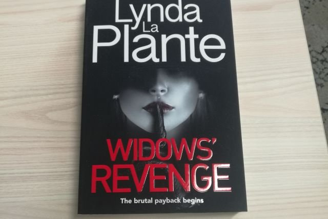 Win a copy of Widows' Revenge
