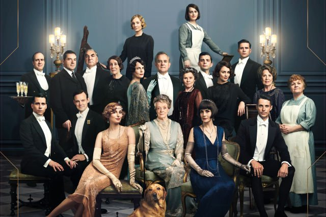 Win 1 of 15 double passes to see Downton Abbey