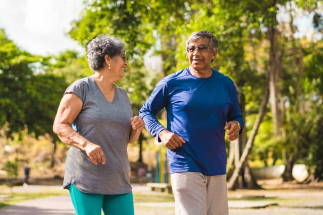 How to stay fit into your 60s and beyond