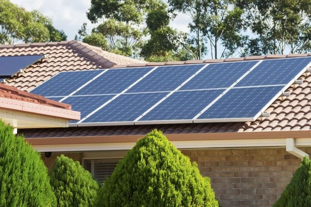 Free solar for eligible NSW pensioners