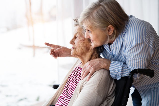 New research shows seniors care