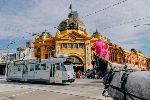 Melbourne tops Sydney as leading holiday destination