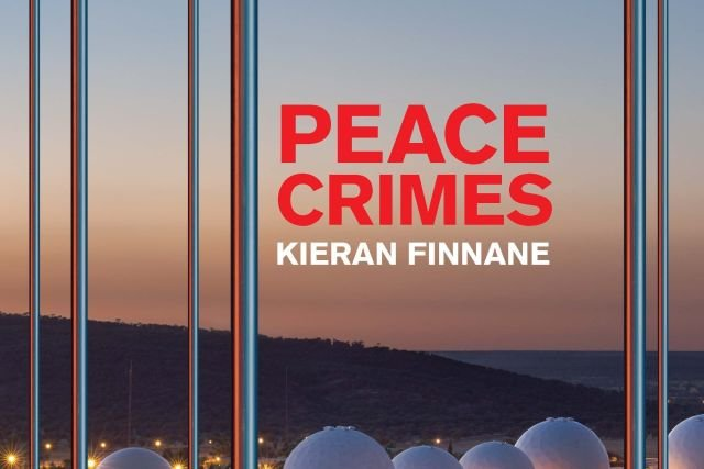 Win a copy of Peace crimes - Pine Gap, national security and dissent