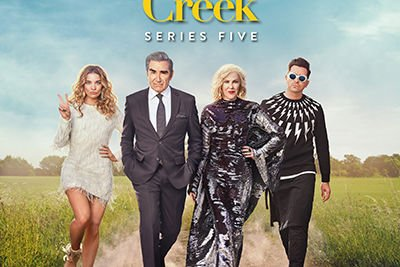 Win 1 of 10 copies of Schitt's Creek - season five - on DVD​