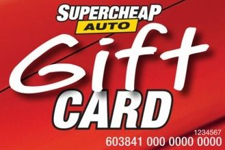 Discount on Supercheap Auto eGift cards