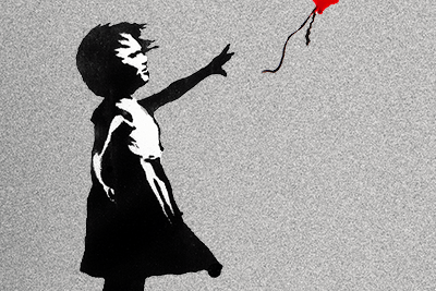 Win a double pass to see The Art of Banksy