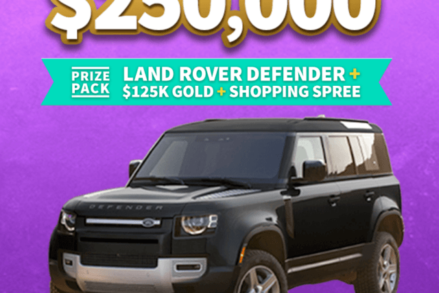 Win a $250k prize pack